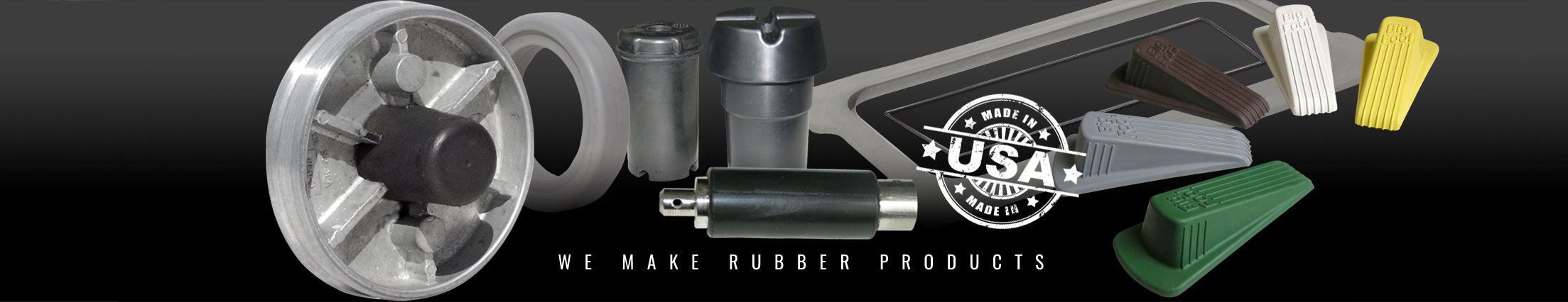 Top rubber moldiner. We make rubber products.