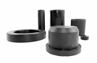 injection molded rubber grommets