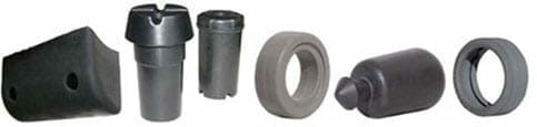 THE CUSTOM RUBBER PARTS EXPERTS