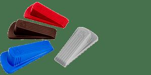 custom colored rubber molding door stops