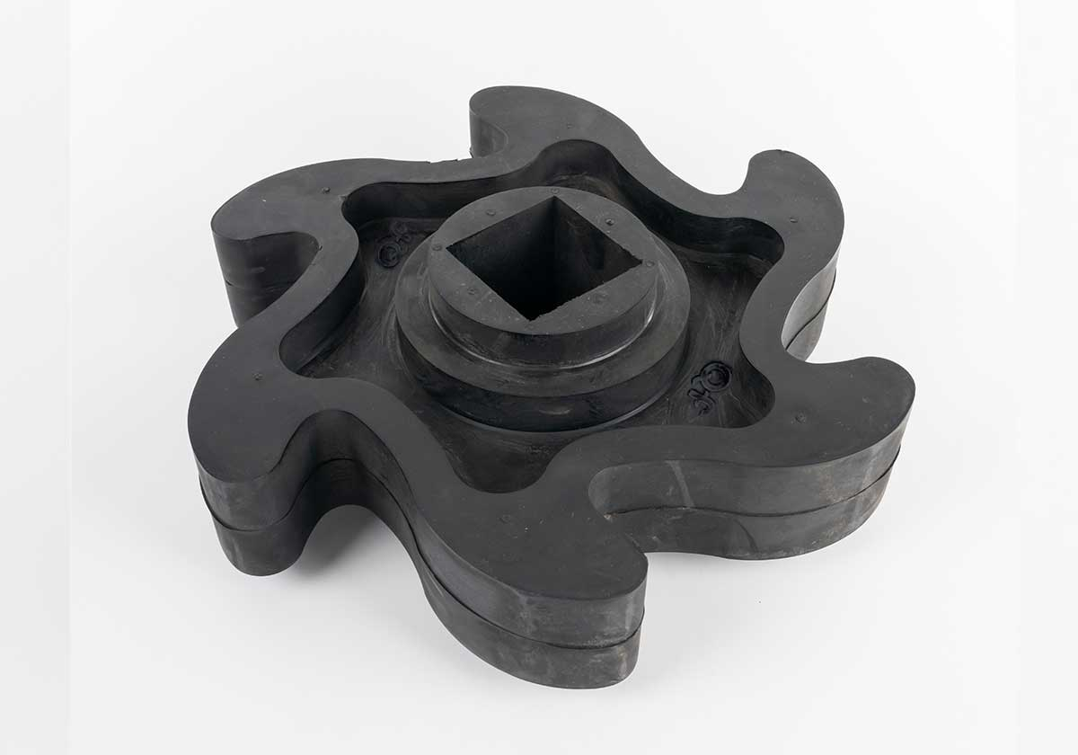 rubber recycling stars