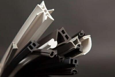 Extruded Rubber Profiles   Rubber U Channel