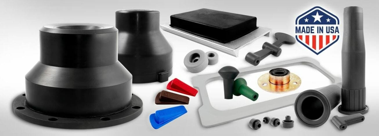 rubber product development part samples